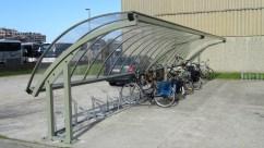 open fietsenstalling - CurvoLow