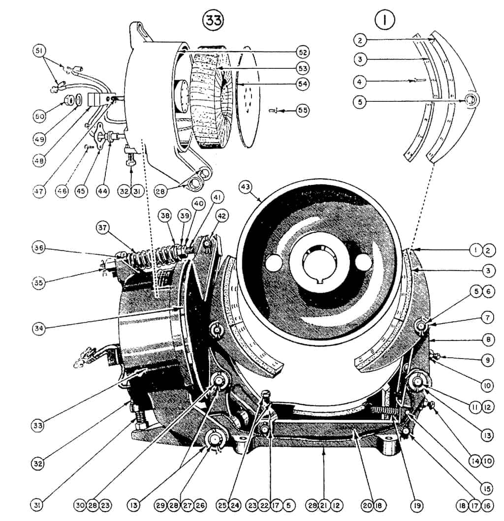 Ec Amp M No 40 Type Wb Brake Folio 3