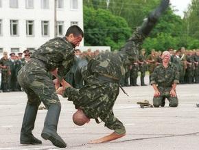 Украинские морпехи изучают в США опыт американских коллег ...