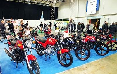 В Украине установлен рекорд по продажам мотоциклов