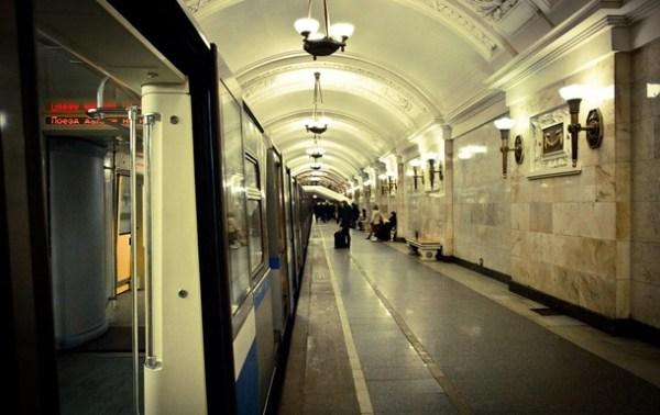 В московском метро взломали Wi-Fi и разместили эротические ...