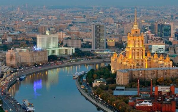 Исследование: Киев менее стрессовый, чем Москва ...
