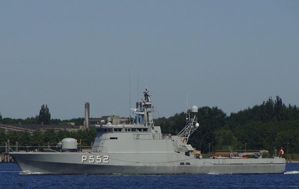 Дания готова продать Украине три военных корабля