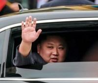 Бронепоезд главы КНДР Ким Чен Ына пересек границу России