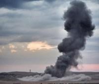 Израиль нанес ответные авиаудары по ХАМАС
