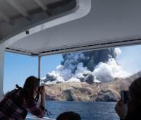 Увеличилось число жертв извержения вулкана в Новой Зеландии