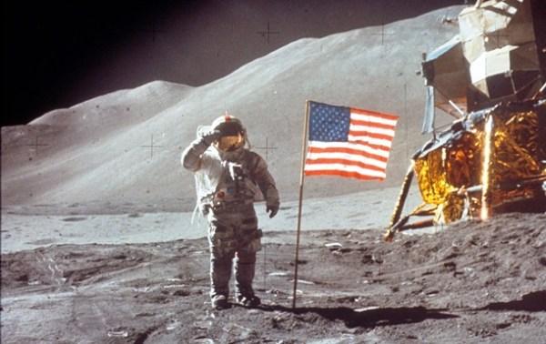 Ресурсы на Луне. Как США делят спутник с миром ...