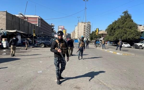 В Багдаде произошел двойной теракт, много жертв ...