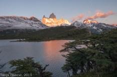 Lahko noč, Patagonija.