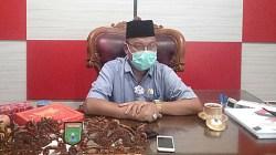 Ketua DPRD Tanah Bumbu, H. Supiansyah saat berada di ruang kerjanya. (Foto: H Supiansyah).