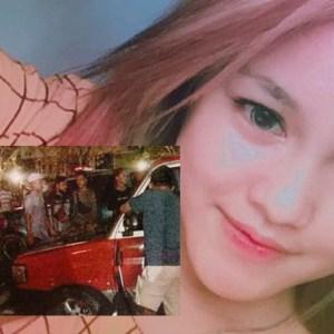 Wanita Cantik Tewas Tertabrak Mobil BPK yang Terburu-buru Mengejar Kebakaran