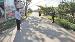Operasi Yustisi yang digelar Polsek Kota Besi, Kotim. (foto/yanda)