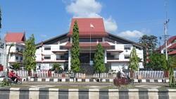 Hari kerja sekitar pukul 14.00 WITA pada Rabu, 2 Juni 2021, sejumlah anggota DPRD Banjar sudah tidak berada di tempat. (foto: ist)