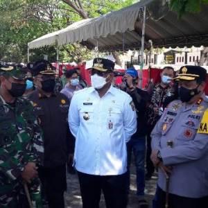 Pemungutan Suara Ulang di Kabupaten Banjar Berlangsung Lancar