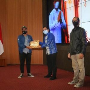 Foto MC Kabupaten Banjar Terfavorit di Festival Salikur Banjarbaru
