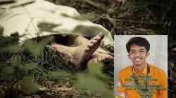 Korban Ahmad Supian Noor (28) yang tinggal di Jalan Sekumpul, Gang Embes Kelurahan Sekumpul,