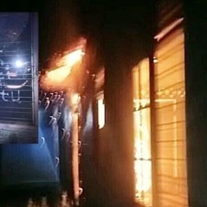 "1 Rumah di Martapura Hangus, Kaca Rumah Bertuliskan ""Kamu Akan Mati Rumah Hantu"""