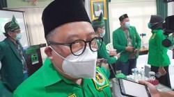 Anggota DPR RI dari PPP, Syaifullah Tamliha.(foto: leon)
