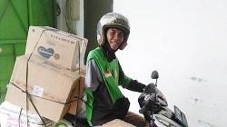 Eko Saiful Nur Amin, sopir ojek online penyandang disabilitas. (dok pribadi Eko Saiful Nur Amin)