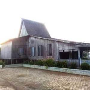 Sejarah Rumah Adat Banjar di Teluk Selong Ulu, Dibuat dari Hasil Penjualan Permata
