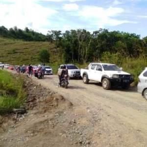 Pengunjung Keluhkan Destinasi Wisata Bukit Batu di Kabupaten Banjar
