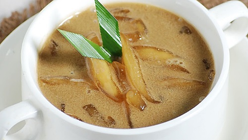 Bubur Gunting.(foto: cookpad.com)