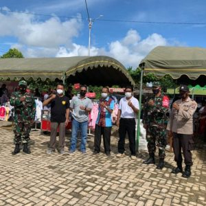 Pasar Murah Jelang Iduladha di Mantewe