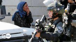 Israel tembak warga Palestina [DW Indonesia]