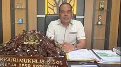 Ketua DPRD Kotabaru, Syairi Mukhlis (Sumber Foto: istimewa)