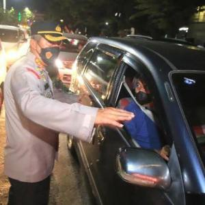 Ada Pemberlakuan Jam Malam di Kota Banjarmasin