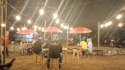 Bisnis cafe di Barabai, Kabupaten HST.