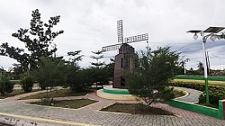 Objek Wisata Kota Marabahan, Kincir Angin.