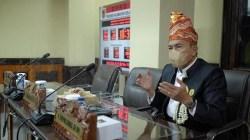Sekretaris Komisi I DPRD Kalimantan Selatan, Suripno Sumas.(foto: dok)