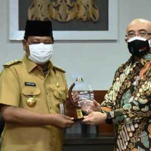 Kalimantan Selatan Peringkat 1 Penghargaan BKN Award 2021