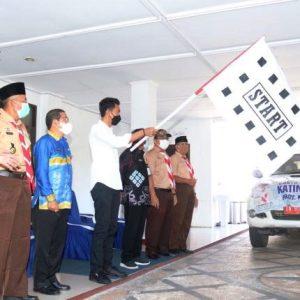 Kabupaten Banjar Kirim Lagi Bantuan ke Katingan