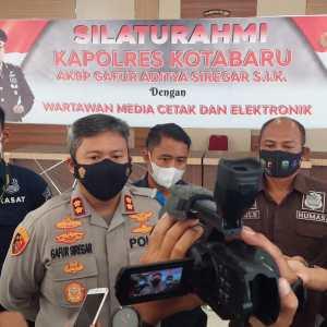 Kapolres Kotabaru AKBP Gafur Siregar: Insan Pers Sebagai Mitra Kepolisian