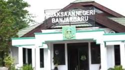 Kantor Kejari Kota Banjarbaru di Kalimantan Selatan. (foto: ist)