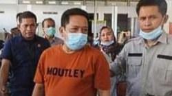 DPO Kejaksaan, H Tauhidi Fachrurrozi telah diamankan pihak kejaksaan. (foto: istimewa)