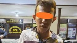 Pelaku pencurian handphone di Kota Banjarbaru.