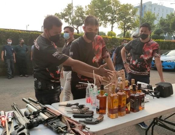 Polres Jakarta Barat Gerebek Kampung Ambon Terkait Penyalahgunaan Narkoba