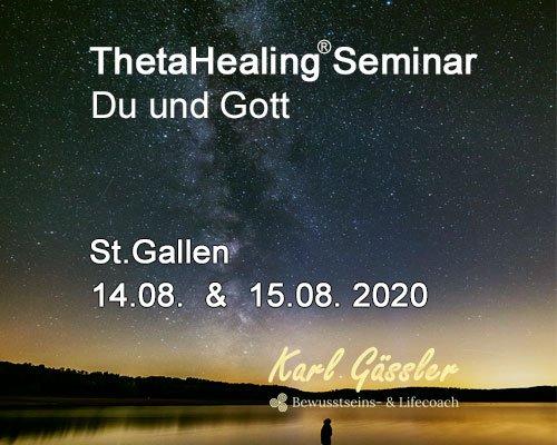 ThetaHealing Du und Gott