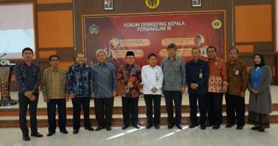 Unram Datangkan Tiga Duta Besar Dalam Forum Debriefing Kepala Perwakilan RI