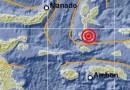 Maluku Utara Diguncang Gempa 7,2