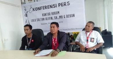 Pengacara Sebut OTT Kadispar Lombok Barat Sarat Rekayasa