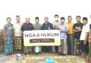 Ngaji Hukum, Pengabdian Kecil PBH Mangandar untuk Daerah Pelosok