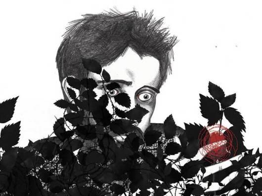 La flor roja - Garshin