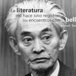 Frases de Yasunari Kawabata