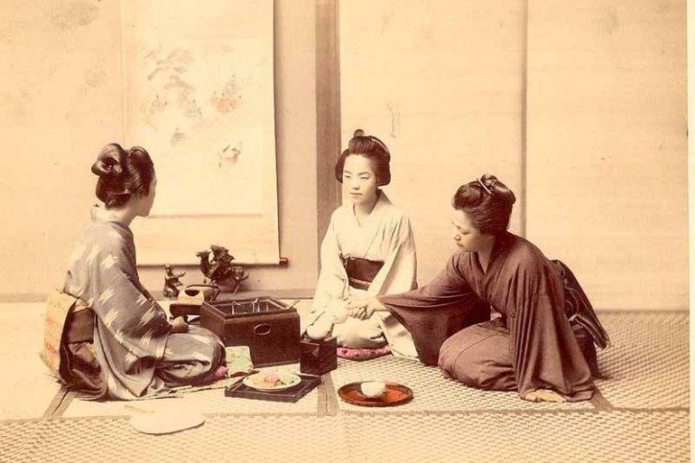 Kusakabe-Kimbei-Ceremonia-del-te
