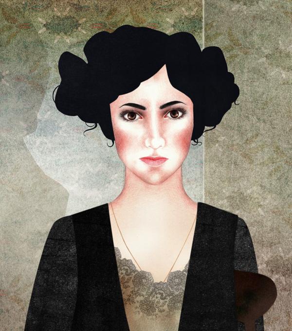 La vida de las paredes - Sara Morante