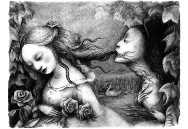 Carmilla - ilustraciones de Ana Juan